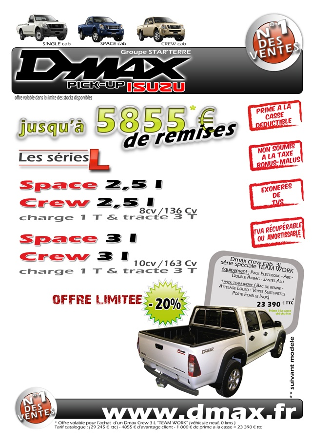 Dmax Reportage