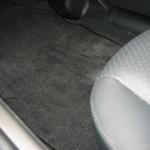 Tapis de sol pour utilitaire