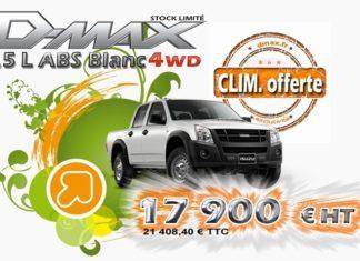 utilitaire dmax L 2.5