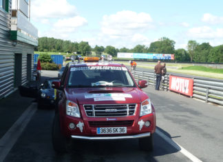 utilitaire pickup dmax