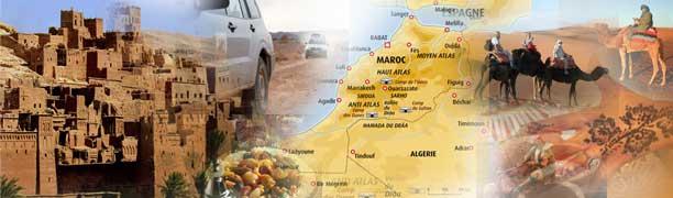 paysage du maroc avec isuzu pick up dmax
