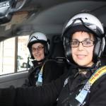 houla team - le pilote et la copilote