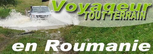 voyageur tout terrain : voyage en Rouma,ie