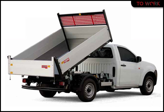pick up utilitaire gamme isuzu d max to work. Black Bedroom Furniture Sets. Home Design Ideas