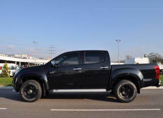 D-Max élu pick-up 2014
