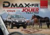 Isuzu D-Max 3,5 tonnes