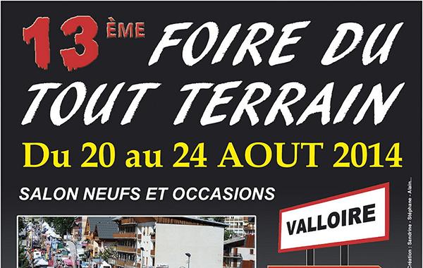 Foire 4x4 Valloire