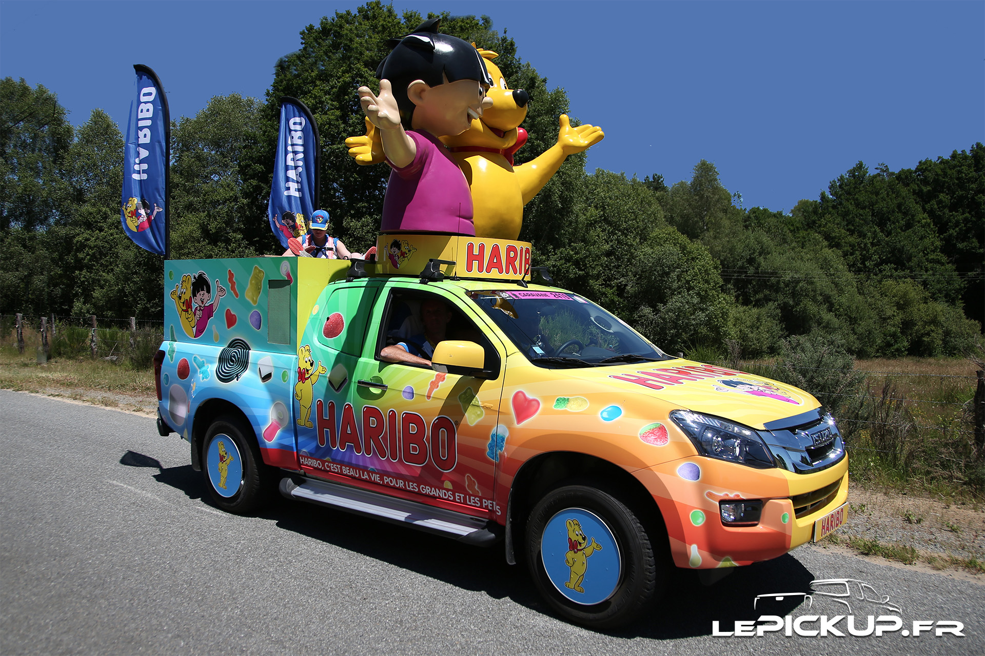 haribo tour de france