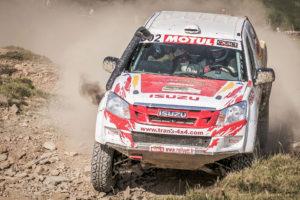 Marion Andrieu   Rallye des Cimes 2016