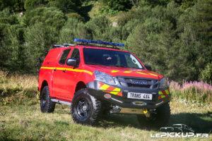 dmax pompier