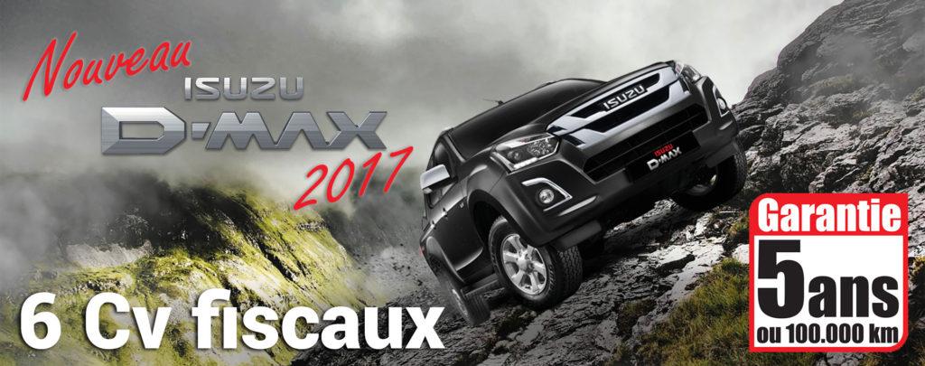 Isuzu Dmax 2017