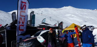 Rock on Snowboard Tour Tignes