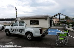 BlackSheep Pick-up Dmax