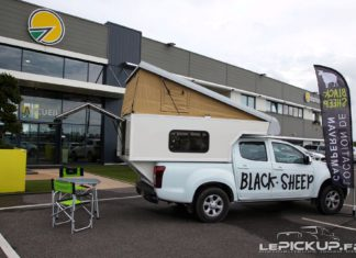 BlackSheep pickup isuzu