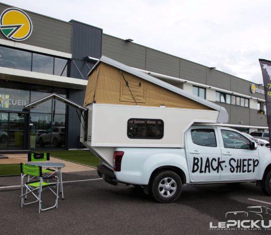 BlackSheep pickup isuzu