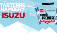 La Grande Premiere val thorens isuzu