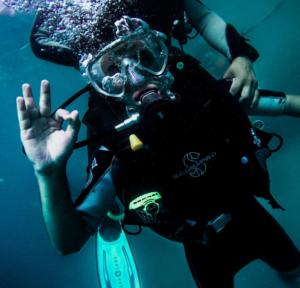 ODYSSEUS 3.1 Plongee sous marine