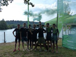 TeamTvert saison 2018 Starterre