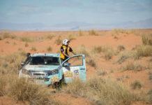 Rallye Aicha des Gazelles isuzu
