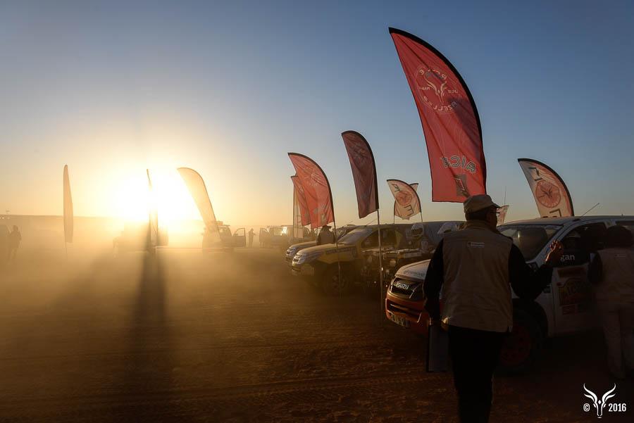 Rallye aicha des gazelles 2018 bivouac