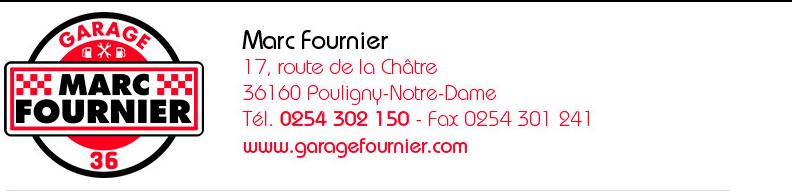 LogoGarageMarcFournier