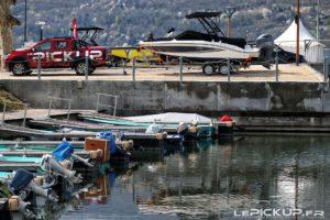 Salon du nautisme isuzu bateau