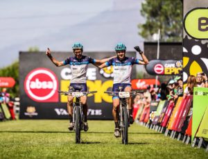 TeamTvert Cape epic
